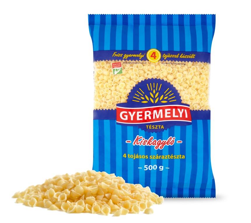 Paste scoică mică cu 4 ouă Gyermelyi