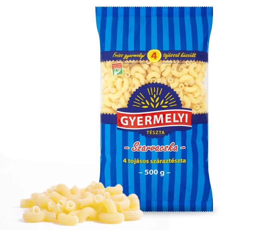 Paste corniţe cu 4 ouă Gyermelyi