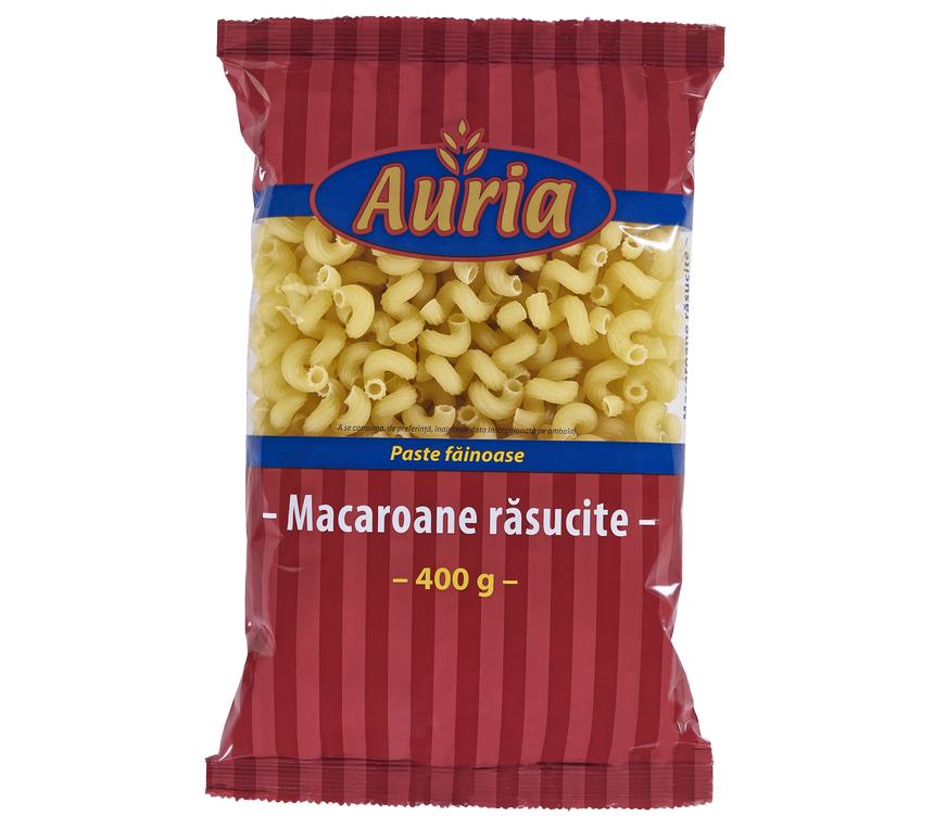 Auria Macaroane răsucite